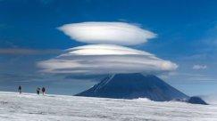 Lenticular clouds 1