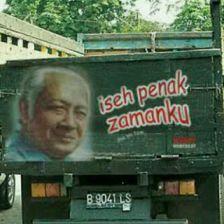 Soeharto, Iseh Penak Zaman ku To?